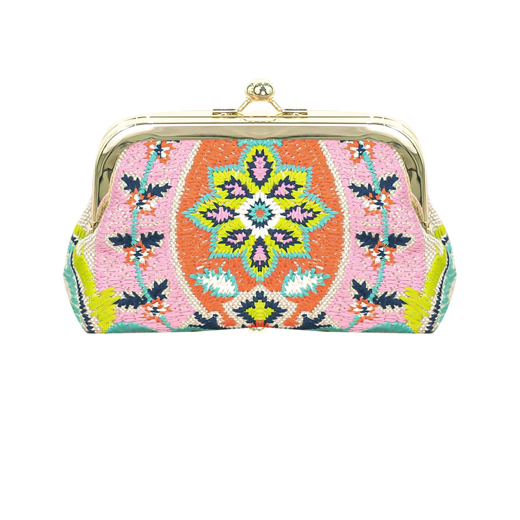 Kaia Floral Coin Purse
