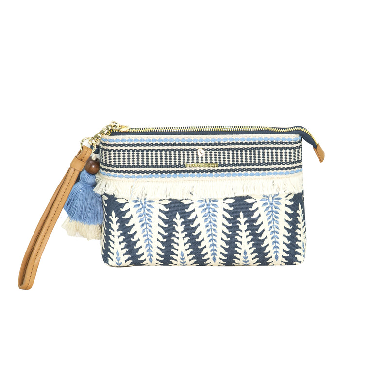 Lighthouse Boho Maci Wristlet