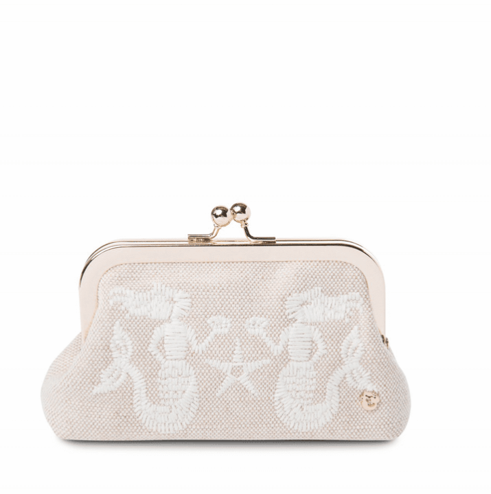 Spartina Cordelia Coinpurse Mermaid