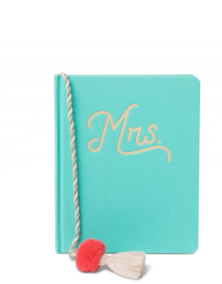 Spartina Ruled Hardback Book Mrs Tassel 7x8.5