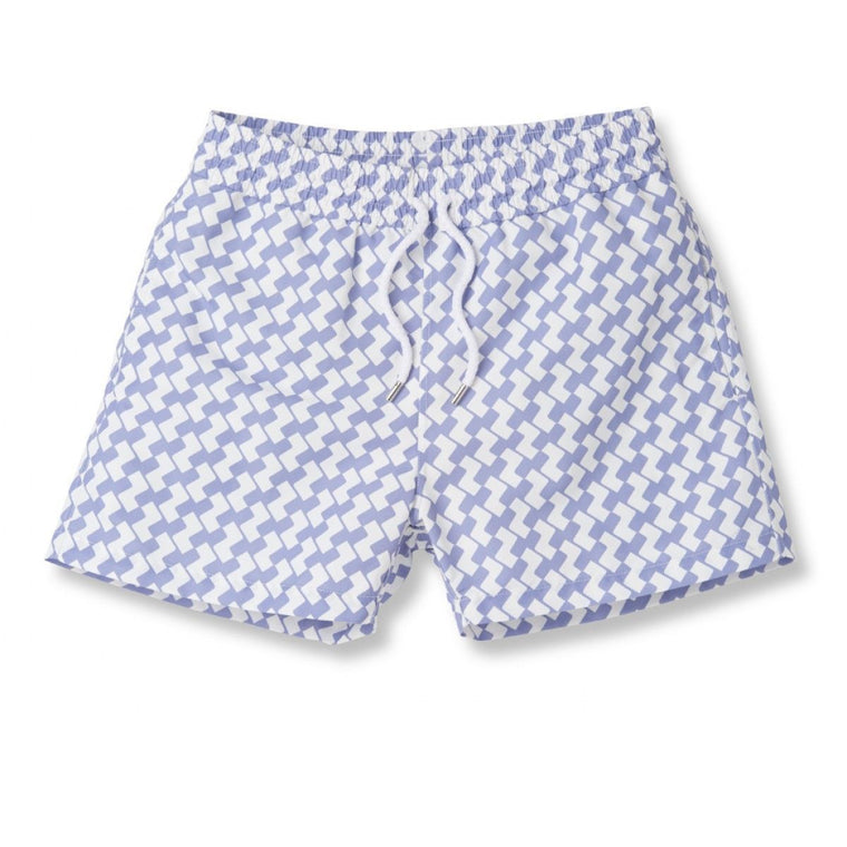 Trunks Sport Short Leme Lilac