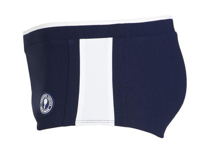 Trunks Sungas - Navy-Blue/White