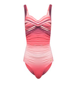 Ombre Twist Plus Cup Twist Front One Piece