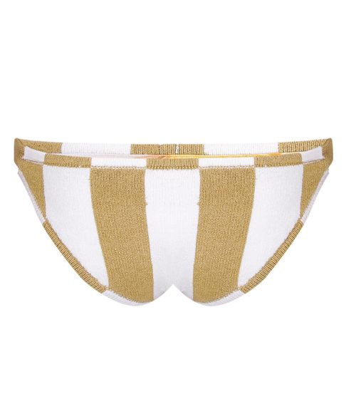 Tacoola Vega Bottoms Mocha Stripe Reversible