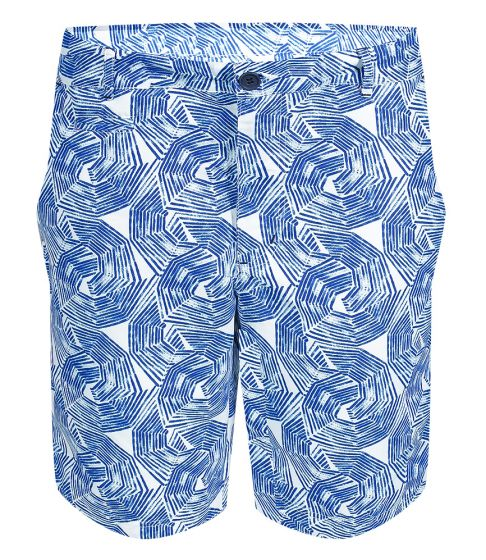 Blueys Umbrellas Blue Men's Swim Shorts