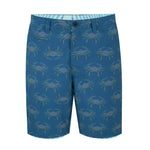 Blueys Crabs Navy Men's Swim Short
