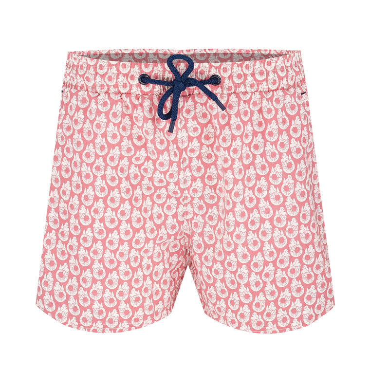Balmoral Mermaid pink Men's Swim Shorts