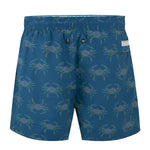 Balmoral Crabs Navy Men's Swim Shorts