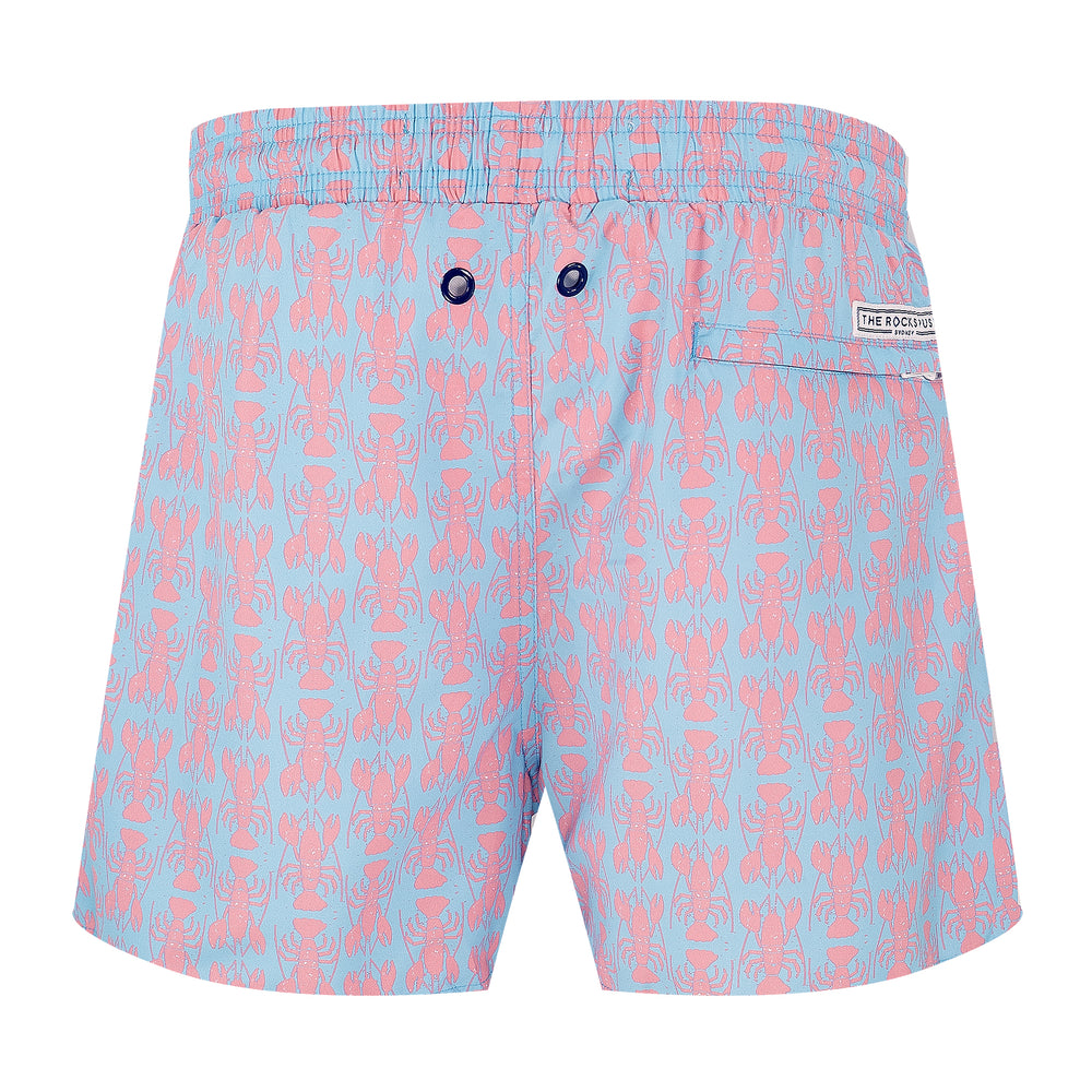 Balmoral Lobster Men's Swim Shorts