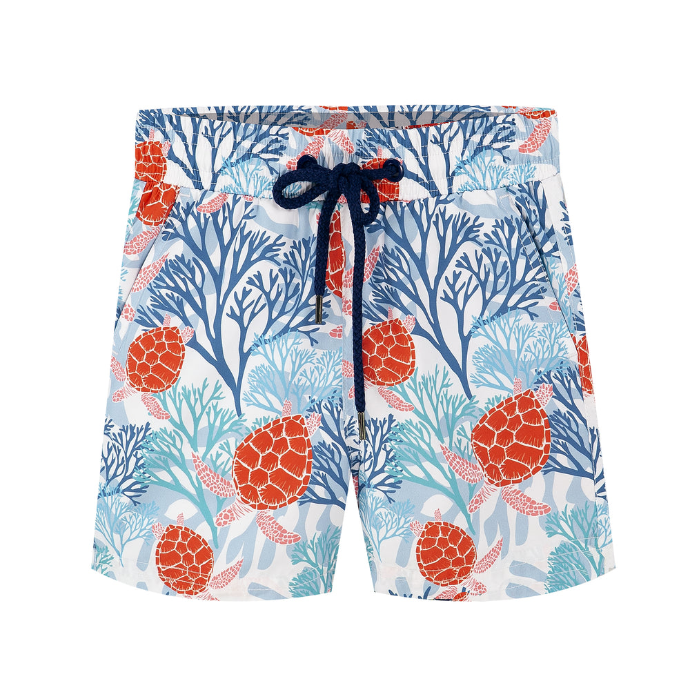 Balmoral Turtles Boys Swim Shorts