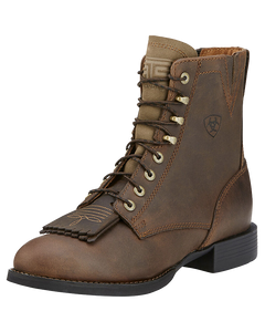 Ariat 10002147 Women's Heritage Lacer II Brown Leather