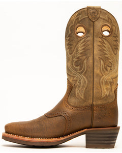 Ariat 10002230 Men's Heritage Roughstock Cowboy Boot