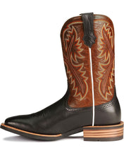 Load image into Gallery viewer, Ariat 10002221 Men's Quickdraw Western Boot Black/Brown