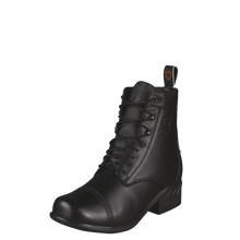 Load image into Gallery viewer, Ariat 10000801 Women's Paddock Boot Heritage Collection Black