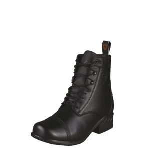 Ariat 10000801 Women's Paddock Boot Heritage Collection Black