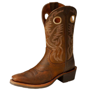 Ariat 10002227 Men's Heritage Roughstock Western Boot