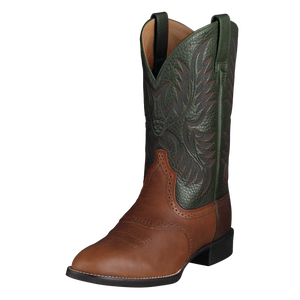 Ariat 10002258 Men's Stockman Western Boot