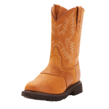 Load image into Gallery viewer, Ariat 10002304 Men's Sierra Saddle Soft Toe Work Boot