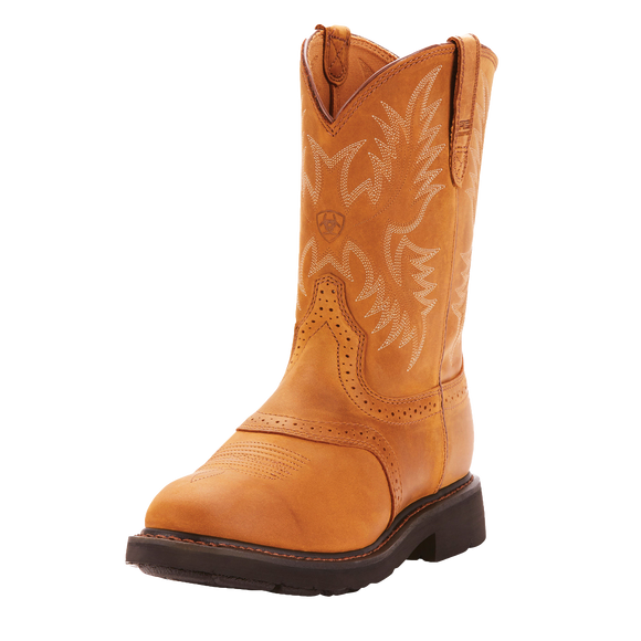 Ariat #10002304 Men's Sierra Saddle Soft Toe Work Boot