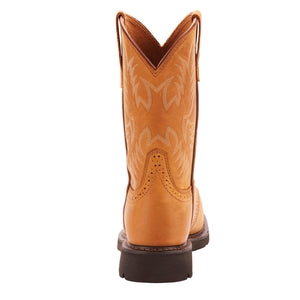 Ariat 10002304 Men's Sierra Saddle Soft Toe Work Boot