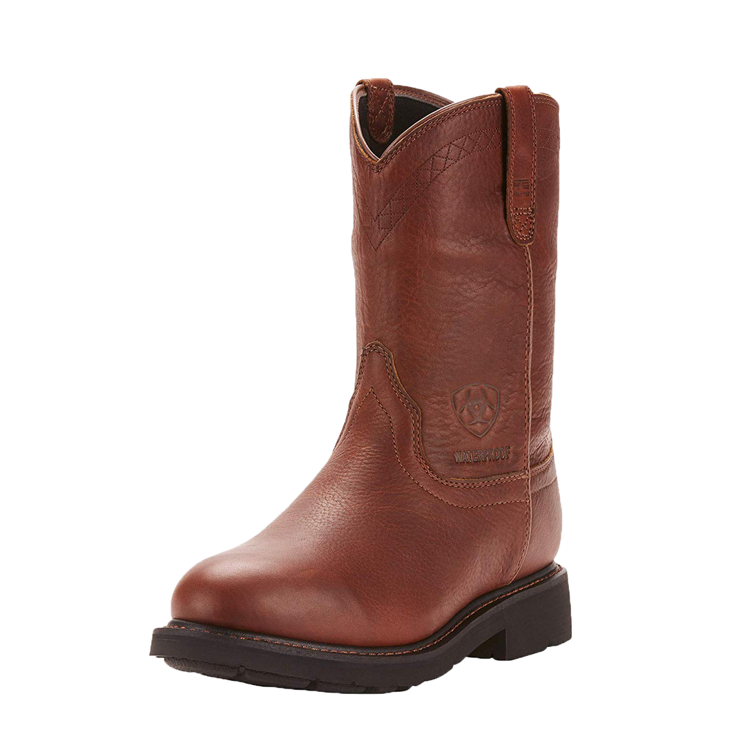 Ariat 10002385 Men's Sierra Sun Waterproof Boot