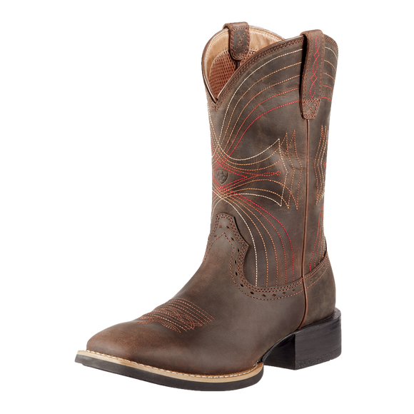 Ariat #10010963 Men's Sport Wide Square Toe Western Boot