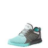 Ariat 10023040 Women's Fuse Turquoise Gray Ombre Mesh