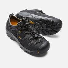Load image into Gallery viewer, Keen #1006977 Men's Atlanta Cool Black