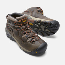 Load image into Gallery viewer, Keen #1007009 Men's Detroit Mid Olive Black