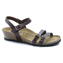 Load image into Gallery viewer, Birkenstock #  Women's Lana Natural Leather Wedge