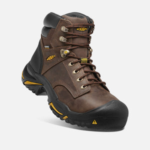 "Keen #1016778 Men's Mt Vernon 6"" Boot (Steel Toe)"