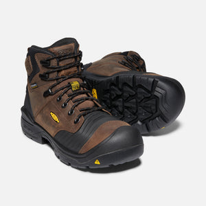 Keen 1023386 Mens Portland Dark Earth