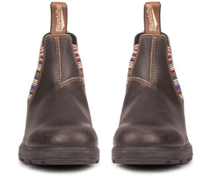 Blundstone #1409B Women's Chelsea Boot Stout Brown