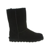 Bearpaw #1962 Women's Elle Short Boot Black