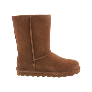Bearpaw #1962 Women's Elle Short Boot Hickory
