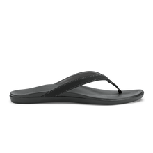 Load image into Gallery viewer, Olukai 20294-OXOX Women's Non-Marking Rubber Outsole Sandal Onyx