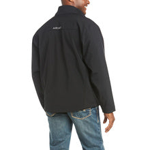 Load image into Gallery viewer, Ariat 10023329 Mens Vernon 2 Softshell Jacket Black