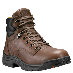 "Timberland Pro #24097 Men's Titan 6"" Soft Toe Eh Rated Boots"