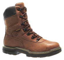 "Load image into Gallery viewer, Wolverine W02163 Men's Marauder Insulated Waterproof Steel-Toe EH 8"" Boot"