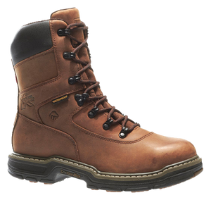 "Wolverine W02163 Men's Marauder Insulated Waterproof Steel-Toe EH 8"" Boot"