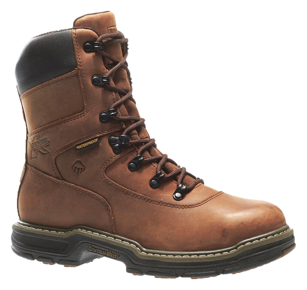 Wolverine W02163 Men's Marauder Insulated Waterproof Steel-Toe EH 8