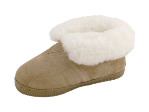 Old Friend 461126 Kids Chestnut Bootee