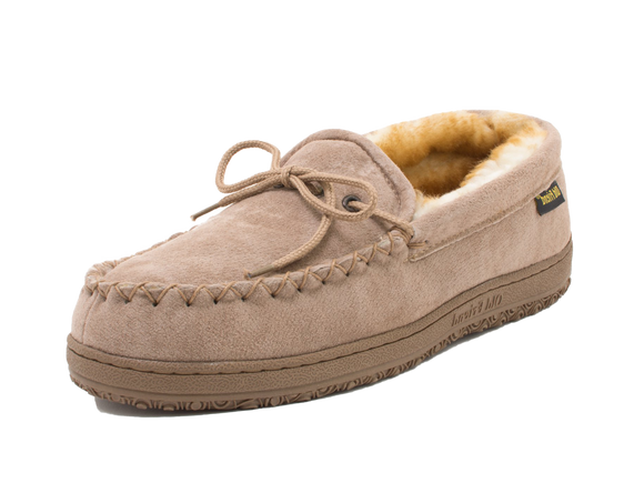 Old Friend 461128 Kids Fleece Loafer Moccasin