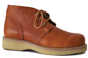 "Workzone N510BRN Mens 5"" Chukka/ Brown"