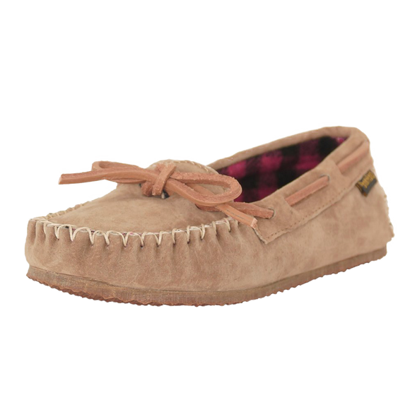 Old Friend 568100 Kids Buckeye Slipper Chestnut