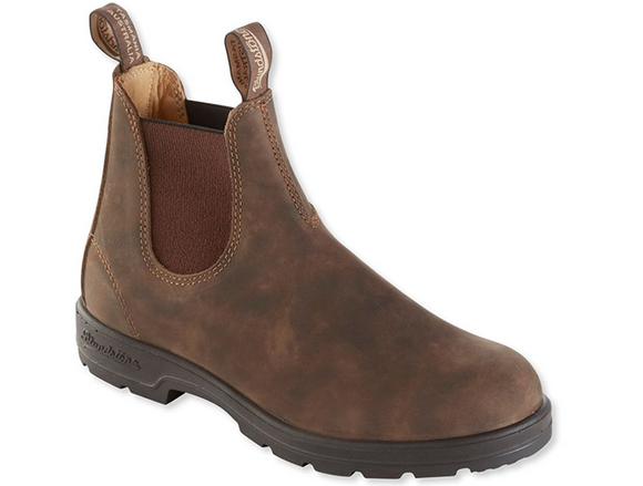 Blundstone #585 Men's Chelsea Rustic Brown