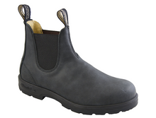 Load image into Gallery viewer, Blundstone #587 Men's Rustic Black