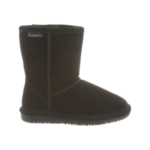 Bearpaw #608Y Kid's Emma Short Boot Black