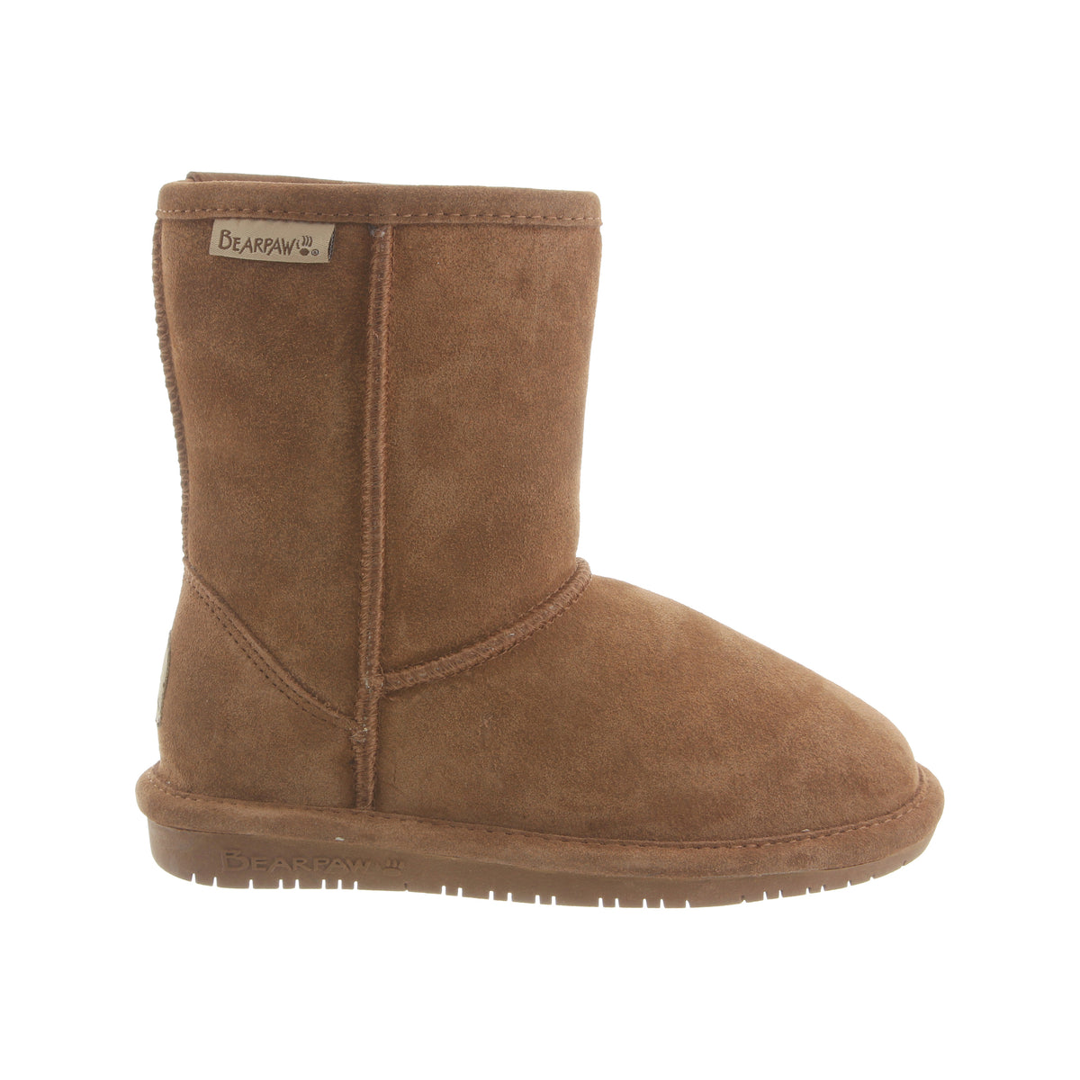 f6877bf8161 Bearpaw  608Y Kid s Emma Short Boot Hickory – Takkens.Shoes