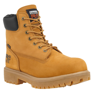 "Timberland #65016 Men's Direct Attach 6"" Steel Toe Boots"